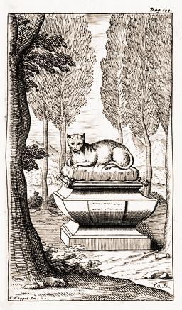 cat tomb